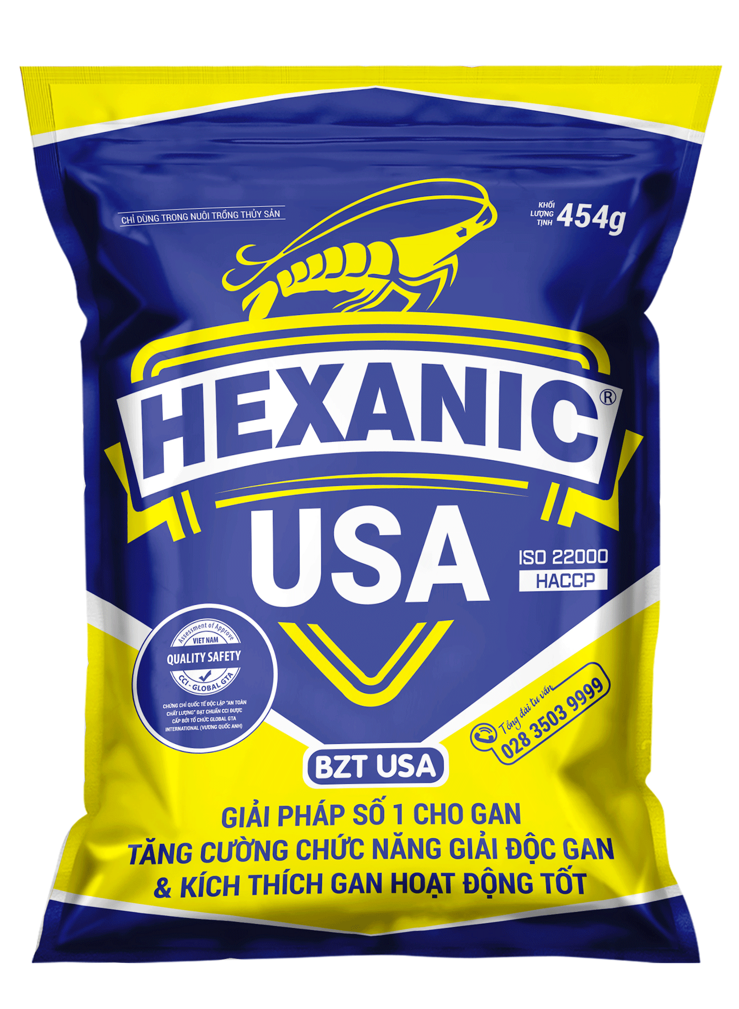 HEXANIC USA